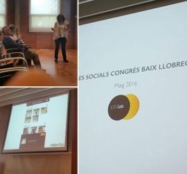 Baix Llobregat a Debat. Taller al Citilab Xarxes socials